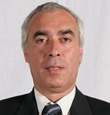 Presidente da Câmara Carlos Manuel Rodrigues Pinto de Sá (CDU)