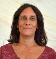 Vice-Presidente Sara Luísa Dimas Fernandes (CDU)