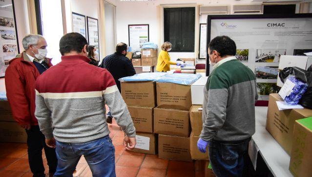Câmara Municipal de Évora compra máscaras destinadas às IPSS's do Concelho