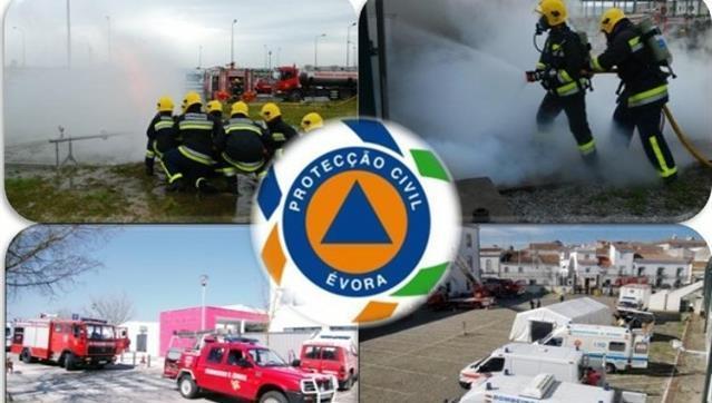Plano Municipal de Emergência de Proteção Civil de Évora continua em vigor devido ao prolonga...