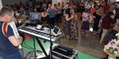 Baile Maior trouxe convívio intergeracional ao Monte Alentejano