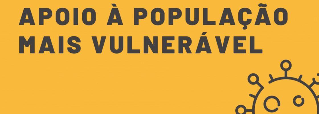 No contexto da pandemia COVID-19: Câmara de Évora reforça apoio à população mais vulnerável