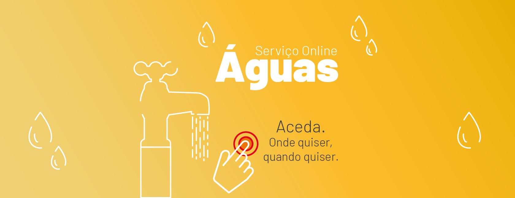 Serviço Online - ÁGUAS