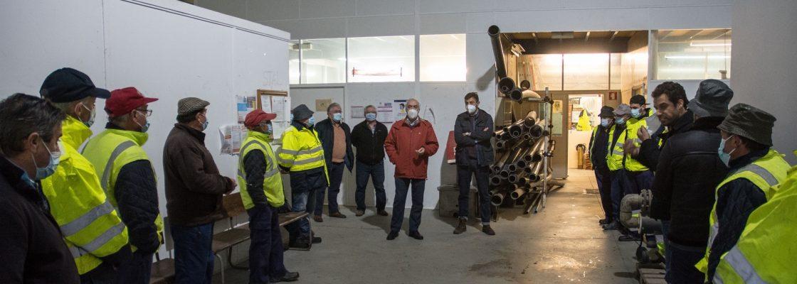 Trabalhadores do Município de Évora passam a receber Suplemento de Penosidade e Insalubridade