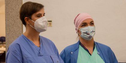 Equipa luxemburguesa entra em funções na UCI do Hospital de Évora