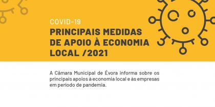Principais Medidas de apoio à Economia Local /2021