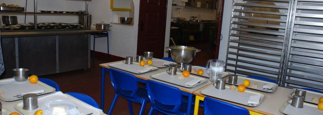 Refeições escolares continuam a ser servidas nas escolas de Évora