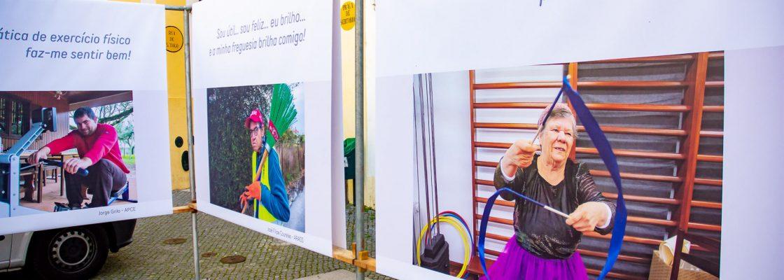 """Câmara de Évora oferece fotos da exposição """"Inclusão para todos, todos na Inclusão"""""""