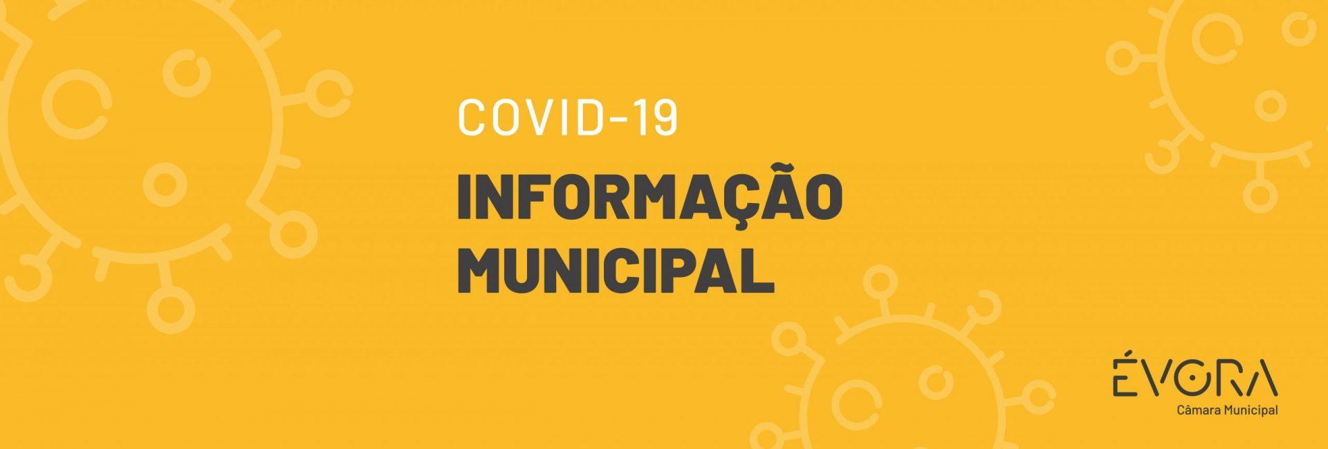 Covid-19 - Informação Municipal