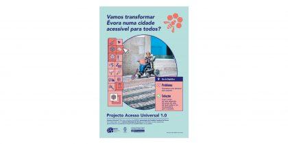 Projecto Acesso Universal 1.0 e Projecto Acesso Universal 1.1
