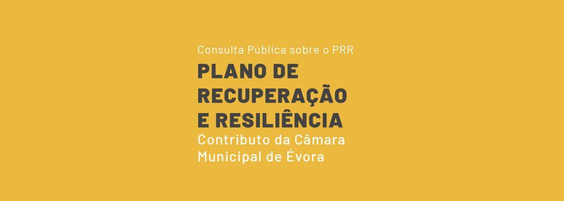 Contributo da Câmara Municipal de Évora