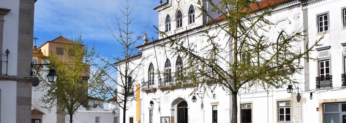 Câmara de Évora reúne no dia 7 de Abril de 2021
