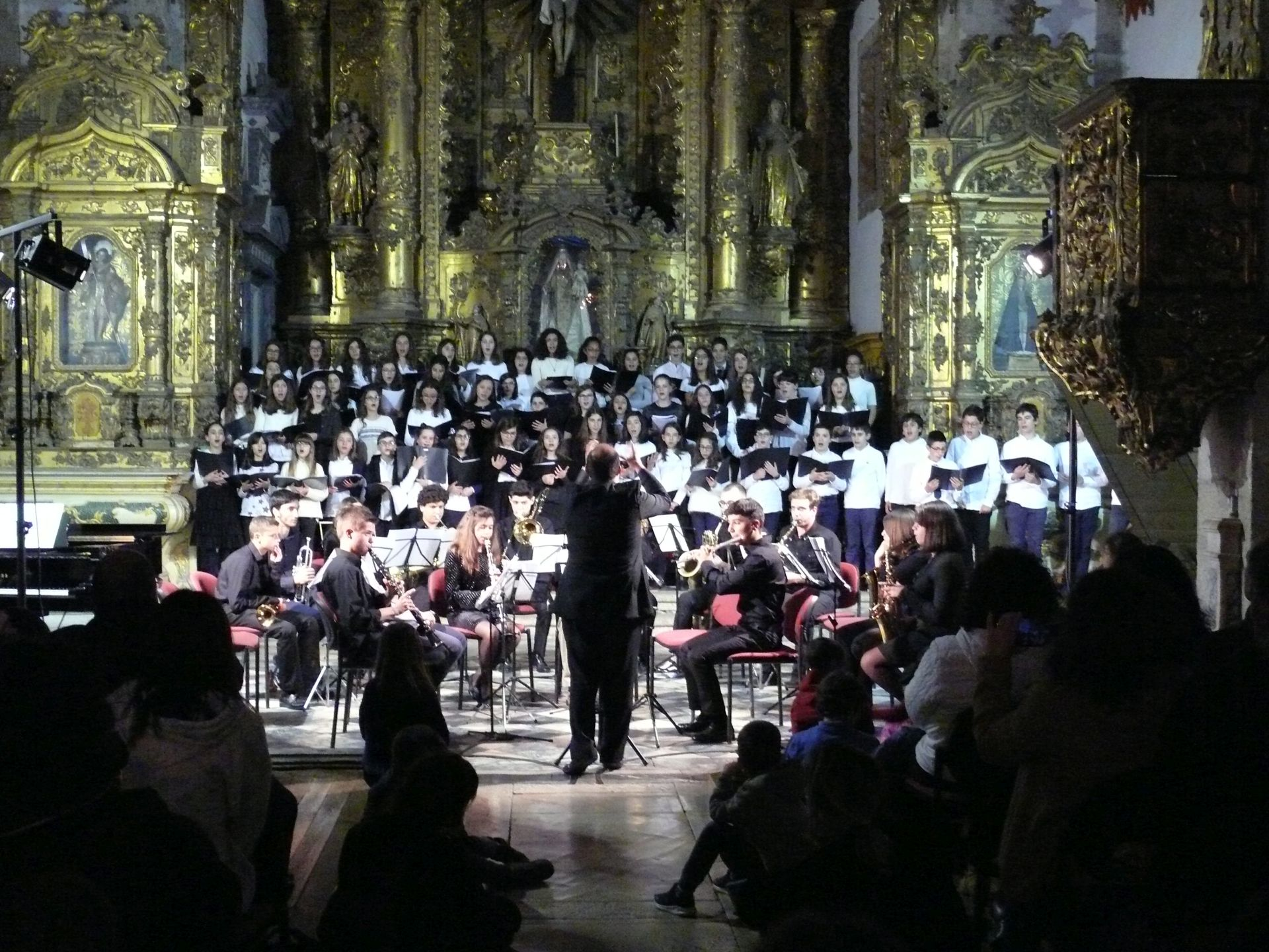 (Português) XXIV Semana da Porta Aberta – Recitais, Concertos e Apresentação de Instrumentos