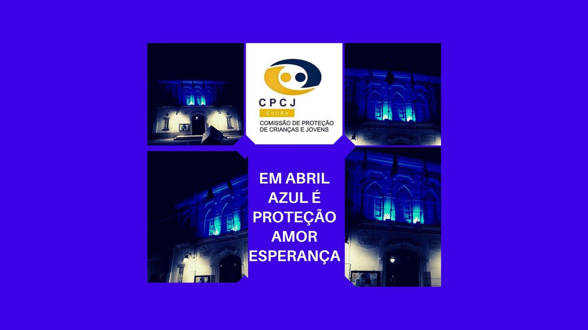 (Português) Prevenção de maus tratos contra crianças e jovens é assinalada em Évora