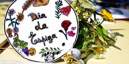 (Português) Dia da Espiga celebrado no Alto de S. Bento com os mais novos