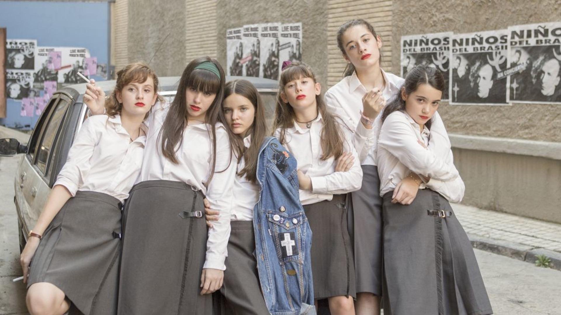 RAPARIGAS, um filme de Pilar Palomero