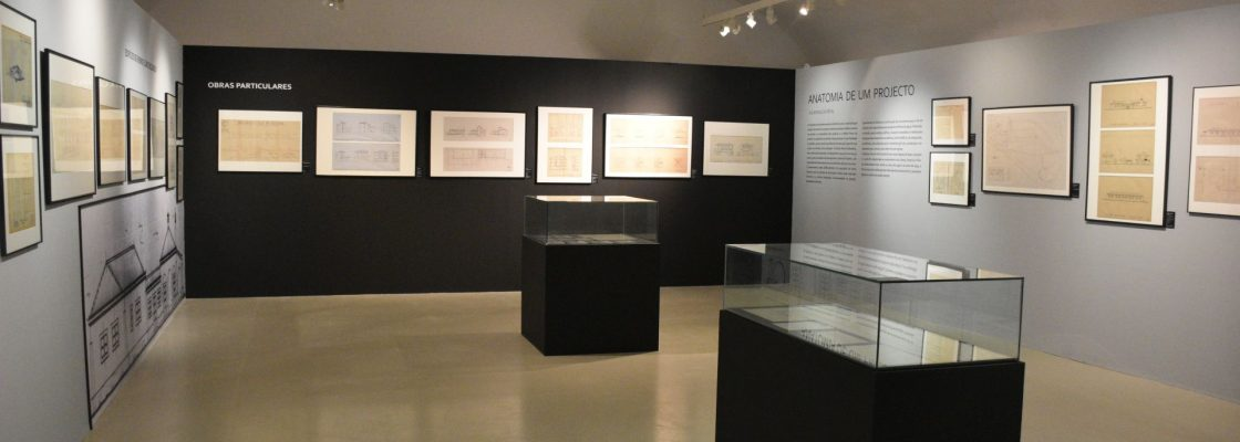 """Exposição """"As Linhas do Tempo – Desenho de arquitectura e engenharia"""" revela espólio..."""