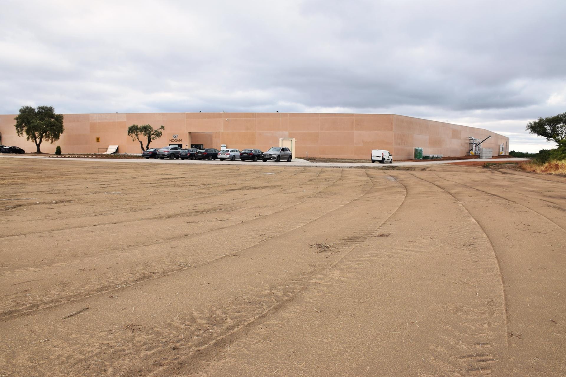 Nogam inaugurou nova fábrica de processamento de nozes no concelho de Évora