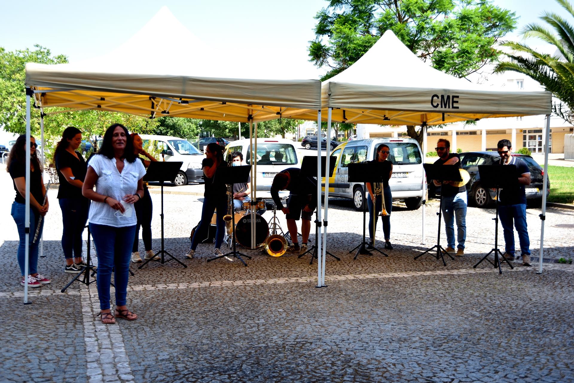 Câmara de Évora comemora Santos Populares com seniores do Concelho