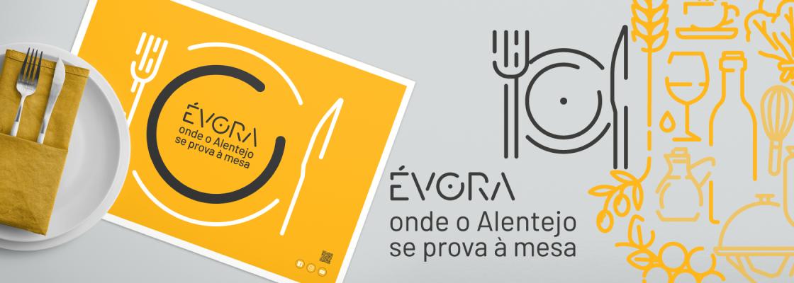 Campanha de apoio à restauração visa atrair turistas e clientes a Évora