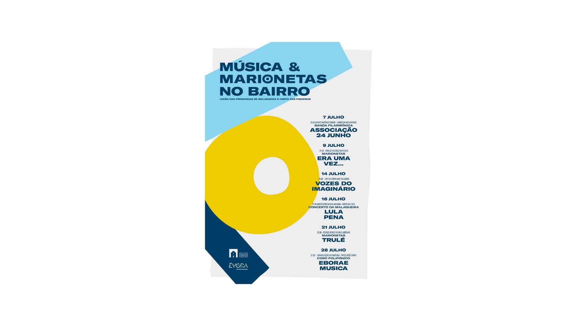 (Português) Música e Marionetas no Bairro