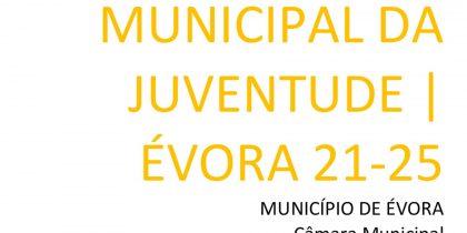 Conselho Municipal de Juventude de Évora deu parecer positivo ao Plano Municipal da Juventude de Évora 21-25