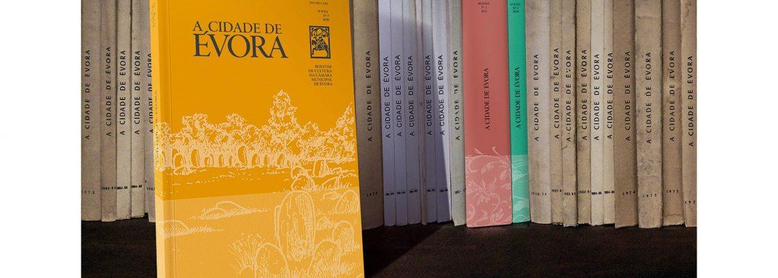 """Lançamento do Boletim """"A Cidade de Évora, n.º 3, III Série"""""""