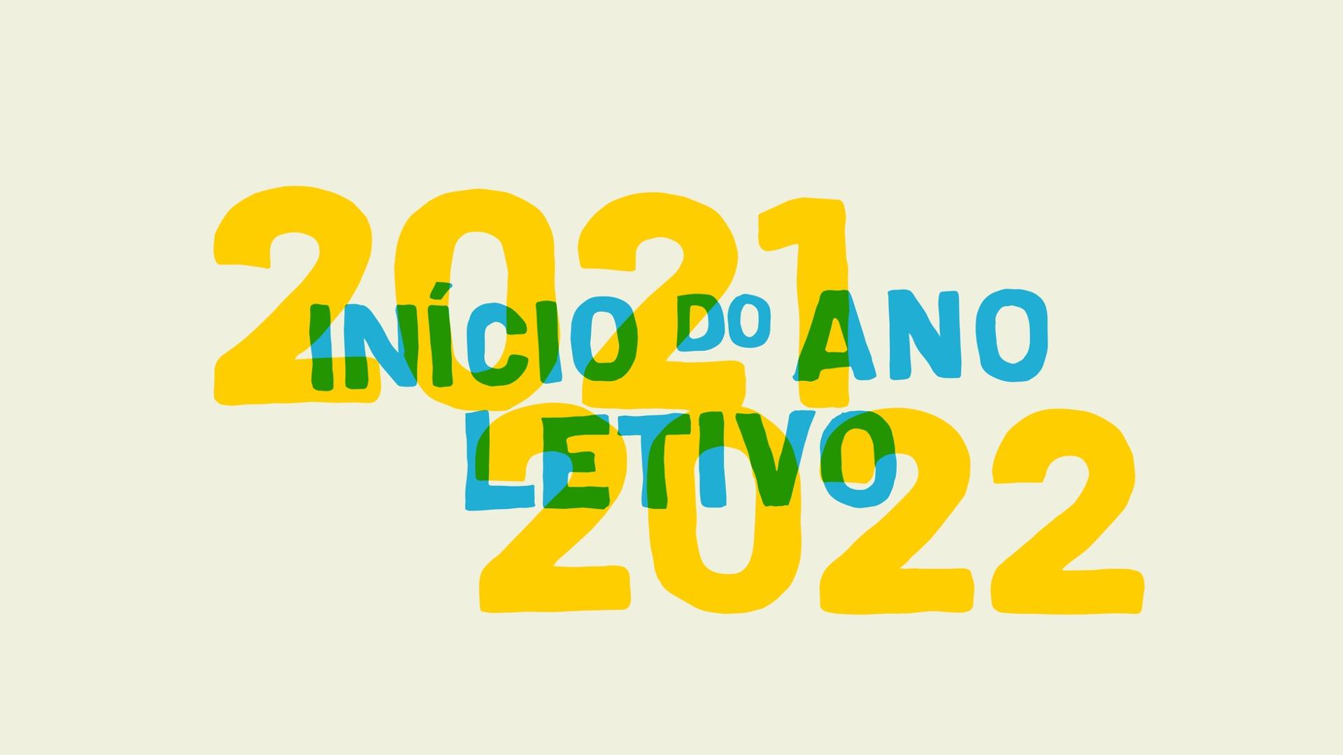 Início do Ano Letivo 2021/2022