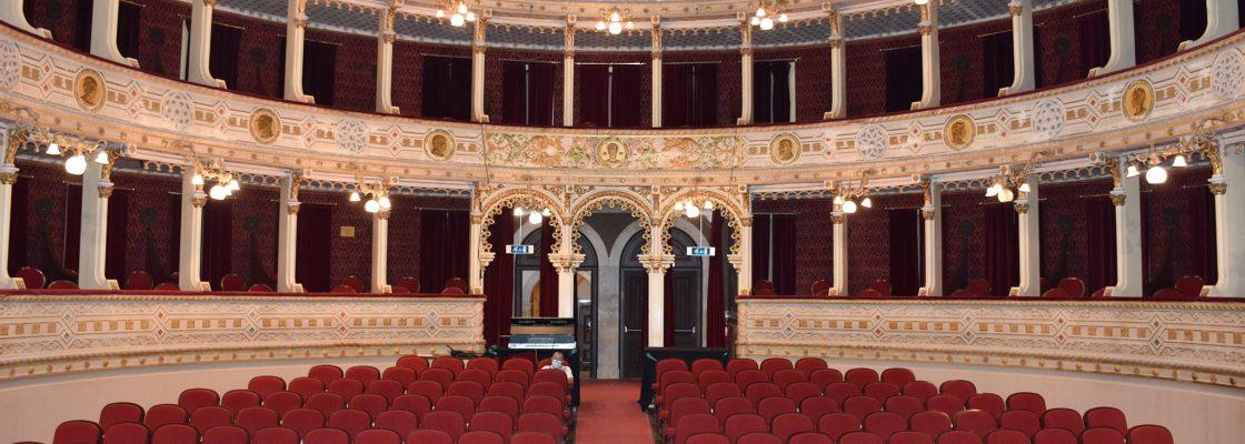 Teatro Garcia de Resende integra a Rede de Teatros e Cineteatros Portugueses