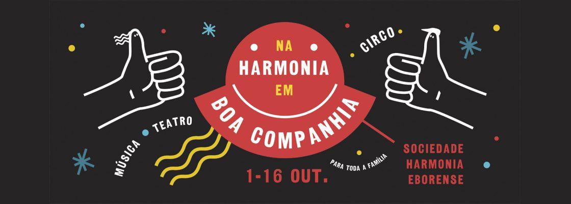 Na Harmonia em Boa Companhia | Teatro, Música e Circo para toda a família