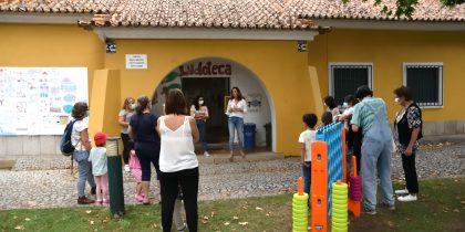 Brinquedos de bolso 'invadem' a Ludoteca