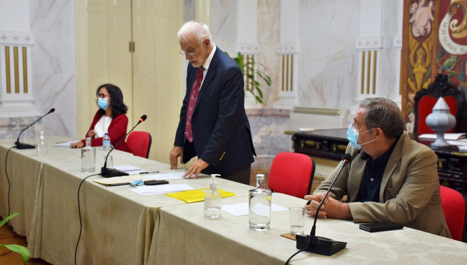 Assembleia Municipal de Évora elegeu Mesa
