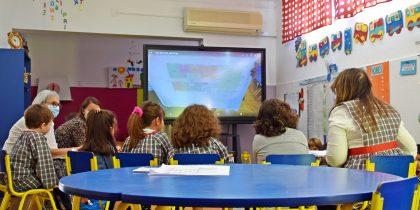 Crianças dão ideias para dinamização do novo Centro de Convívio do Bairro de Santo António
