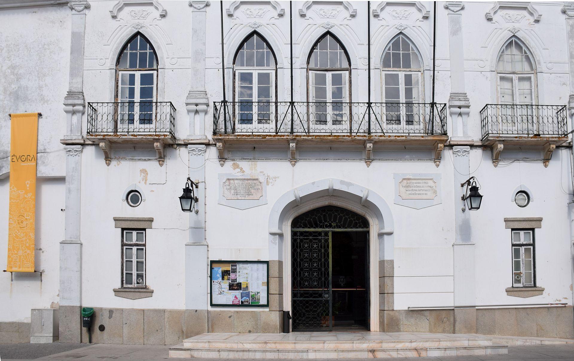 (Português) Câmara de Évora reúne no dia 27 de Outubro
